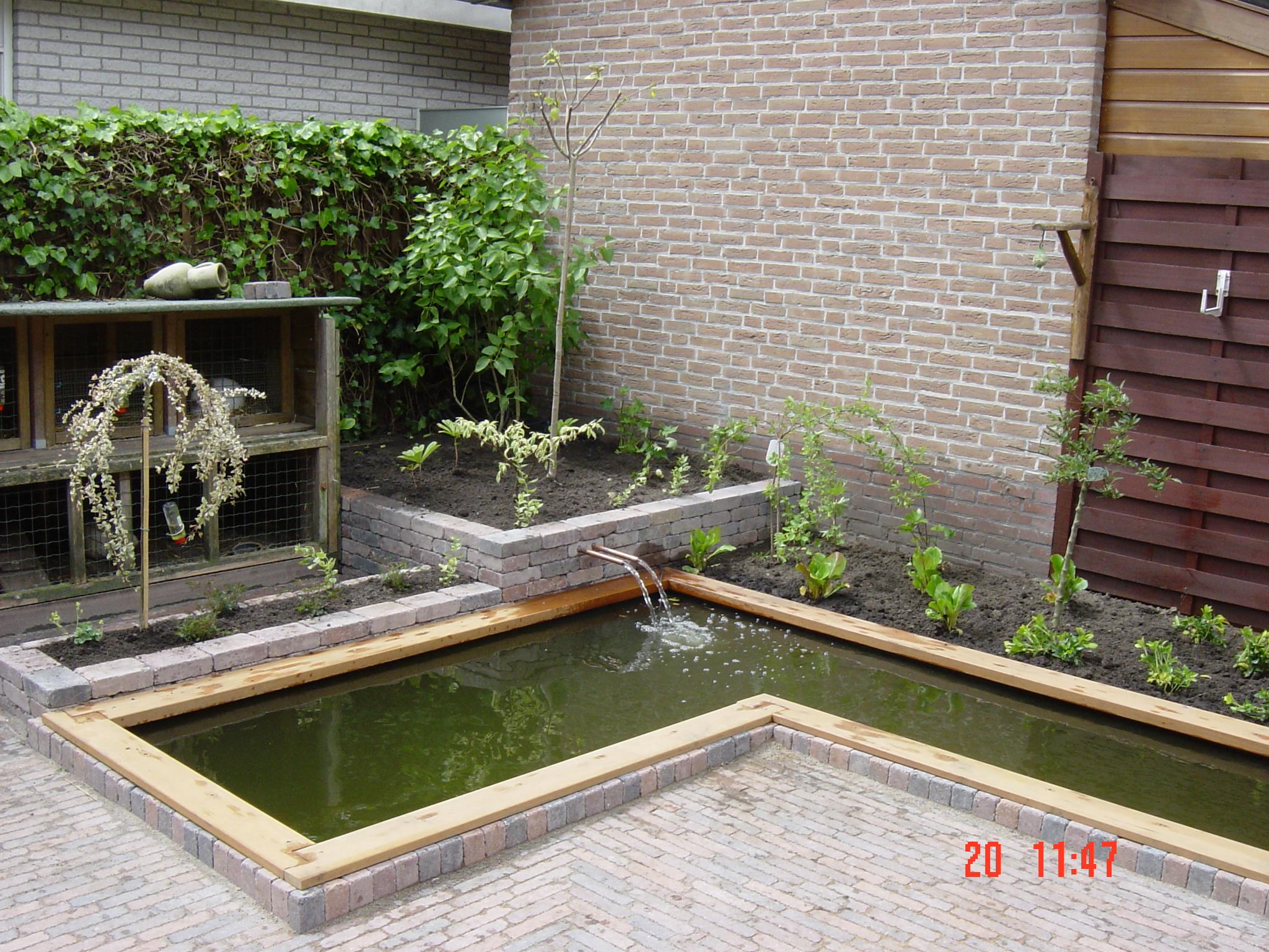 Vijvers en zwembaden divers for Vijverpomp voor grote vijver